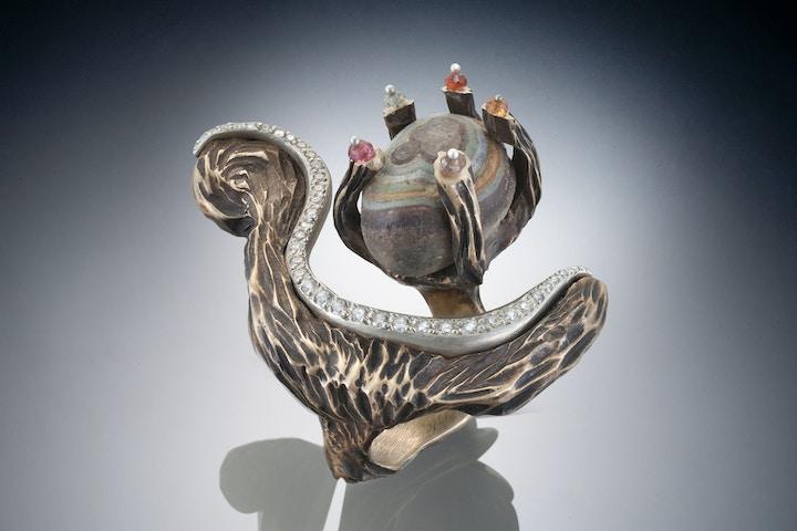 Sheko Kirby with Sarkis Chouljian gallery 2 of 5